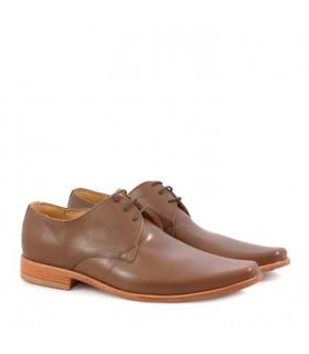 Zapato de vestir marrones