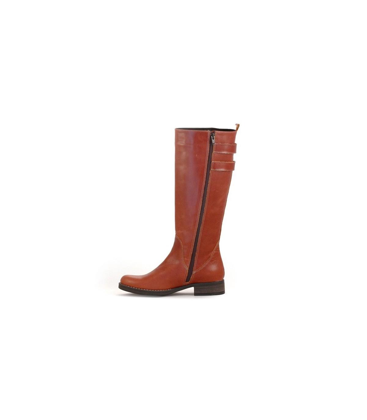 d5f25f3937 Botas largas de cuero suela – Botas de mujer – Batistella.com.ar