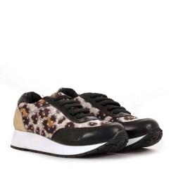 Zapatillas de tela chita/com