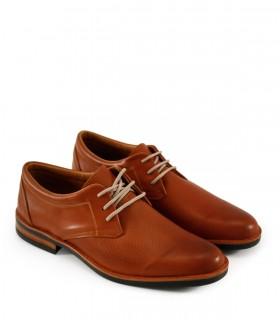 Zapatos de vestir en cuero derby