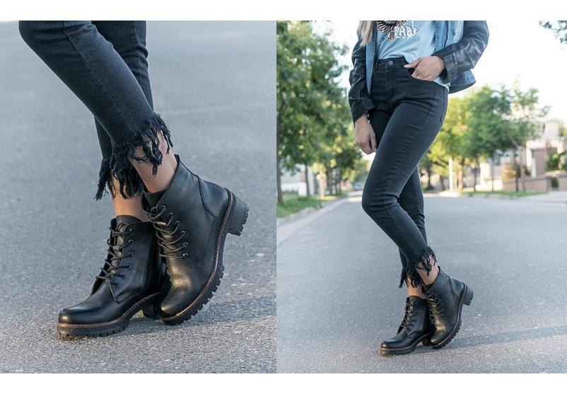 edfa5d2619 El calzado foco del otoño  los borcegos - Blog