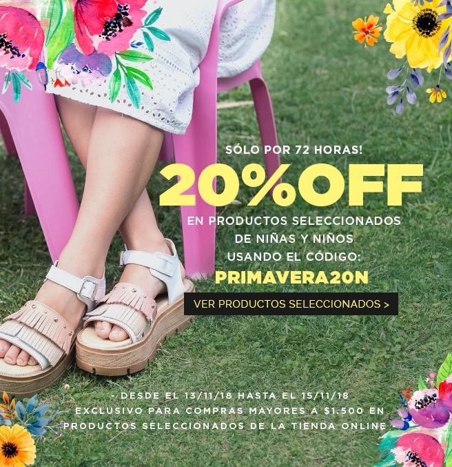 Promo PRIMAVERA20N