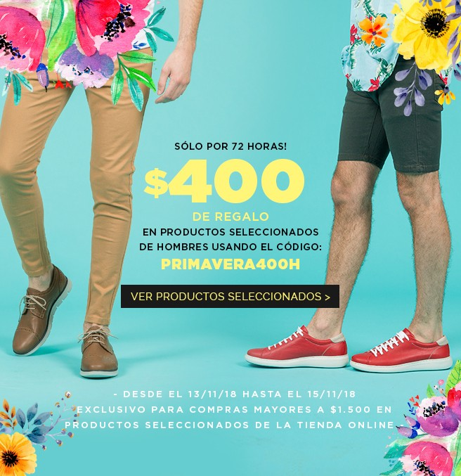 Promo PRIMAVERA400H
